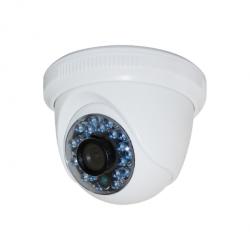 Видеокамера TIGRIS TGB-AD01, купольная с ИК-подсветкой, объектив f=2.8 мм , поддержка AHD, TVI, CVI, CVBS