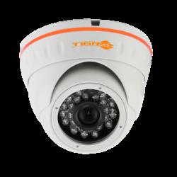 Видеокамера TIGRIS THL-VP20 (2.8), объектив f=2.8 мм, антивандальная с ИК-подсветкой, поддержка CVBS, AHD, CVI, TVI