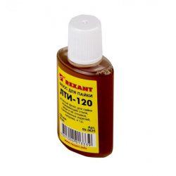 Флюс для пайки ЛТИ-120 (500мл) REXANT 09-3627