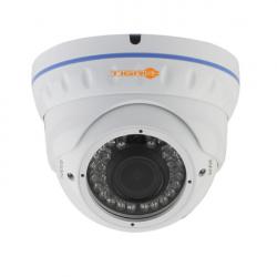 Видеокамера TIGRIS THLV-VP20-2, вариофокальный объектив 2.8-12мм, с ИК-подсветкой, поддержка CVBS, AHD, CVI, TVI
