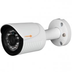 Видеокамера TIGRIS THL-S20 (2.8), 2Мп, объектив f=2.8 мм, уличная с ИК-подсветкой, поддержка AHD, CVI, TVI и CVBS