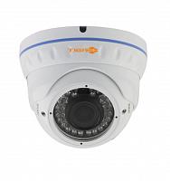 Видеокамера TIGRIS THLV-VP20-2S, вариофокальный объектив 2.8-12мм, с ИК-подсветкой, поддержка CVBS, AHD, CVI, TVI