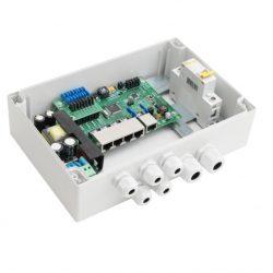 Оборудование TFortis для создания систем IP-видеонаблюдения